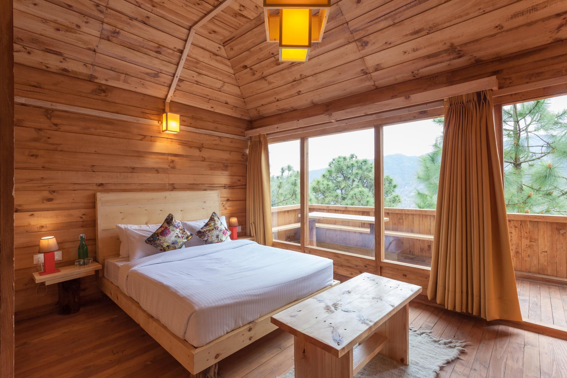 best resort in shoghi | best resort in shimla